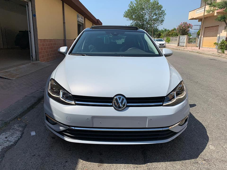 VOLKSWAGEN GOLF 7 JOIN RESTYLING 2.0 TDI DSG
