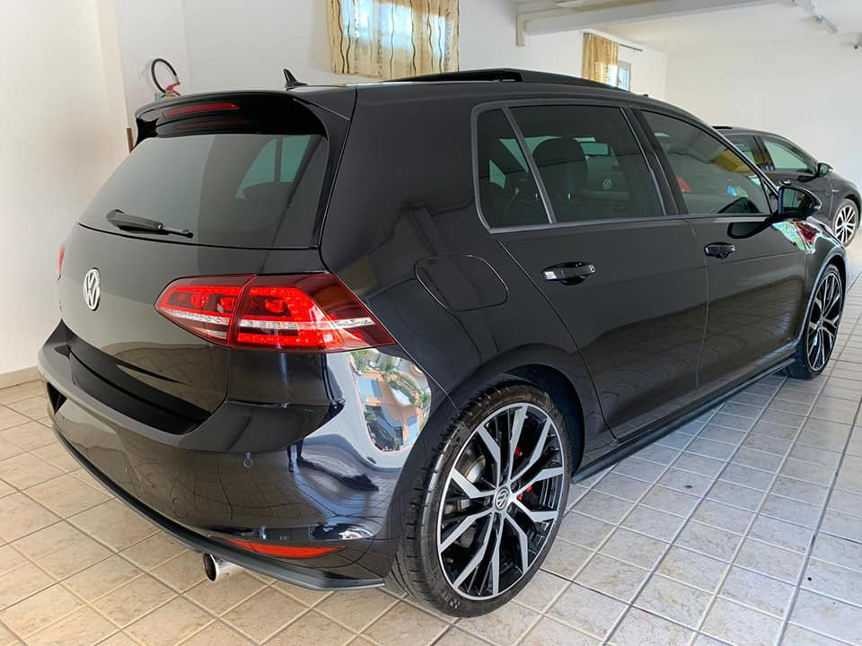 FIAT GOLF GTI DSG PERFORMANCE